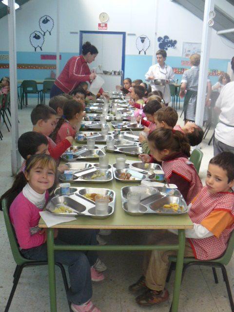 Comedor escolar – Colegio Montserrat